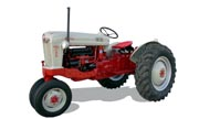 Ford 740 tractor photo