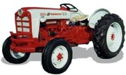 Ford Powermaster 841 tractor photo