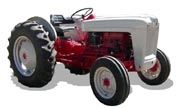 Ford 850 tractor photo