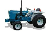 Ford 1300 tractor photo