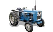 Ford 1600 tractor photo