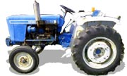 Ford 1700 tractor photo