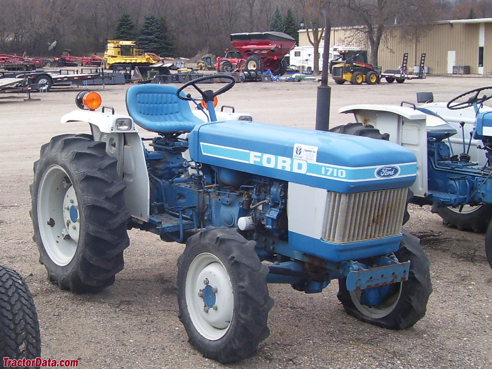 Tractordata Com Ford 1710 Tractor Photos Information