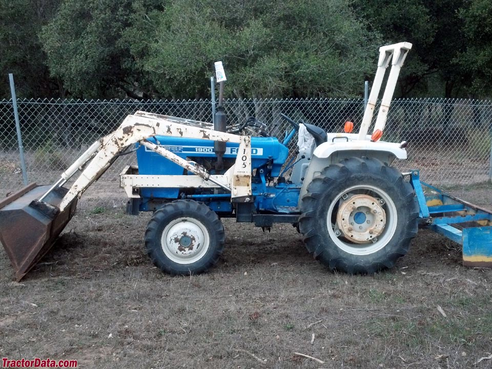 Ford 5900 Tractor Parts : Front loader for ford tractor autos post