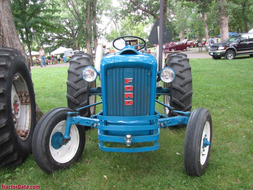 2000 Ford Tractor Information : Tractordata ford tractor photos information