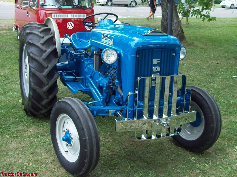Ford 2000 Tractor Decals : Ford tractor engine free image for user