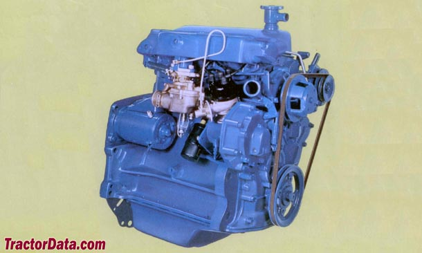 Ford 3000 Engine : Ford diesel oil capacity