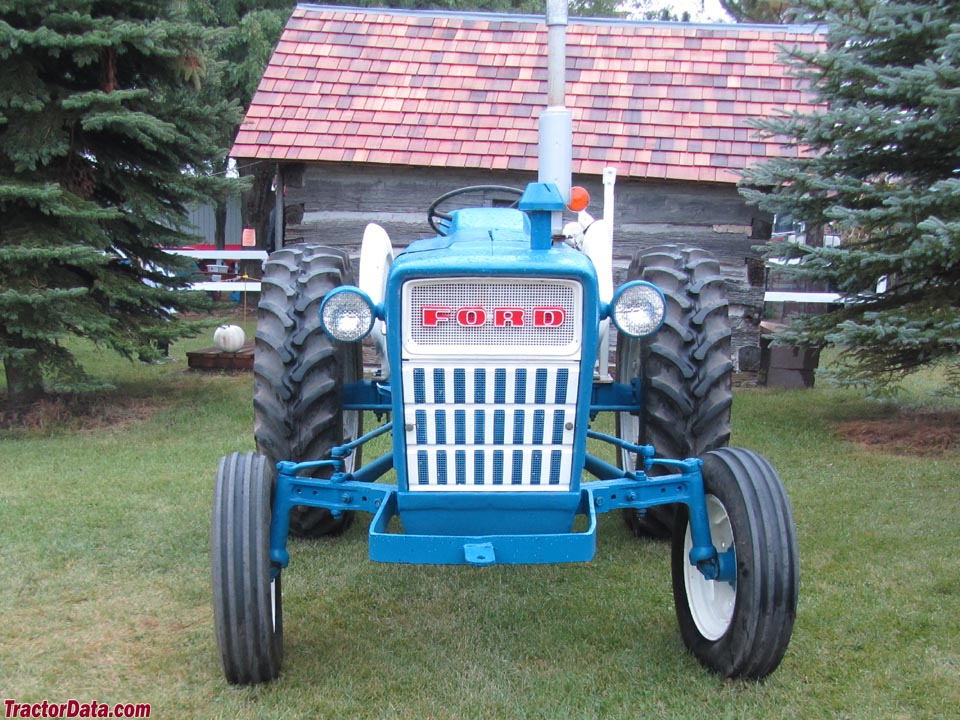 Ford 3000 Engine : Tractordata ford tractor photos information