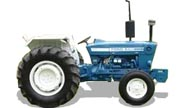 Ford 4100 tractor photo