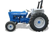Ford 4600 tractor photo