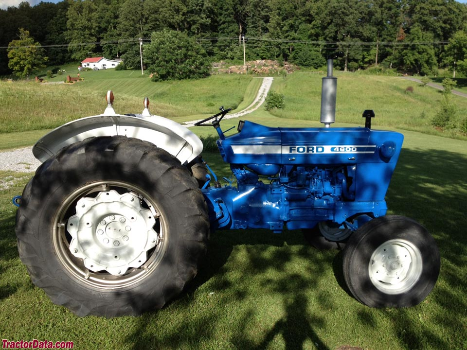 Tractor Restoration Parts : Ford tractor parts tractors restoration quality