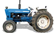 Ford 5600 tractor photo