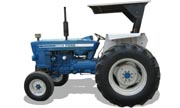 Ford 5900 tractor photo