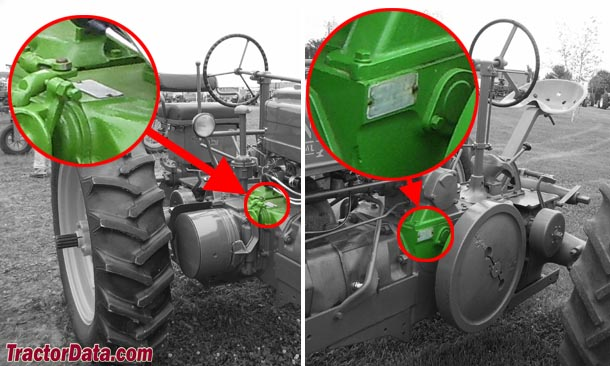27 td3serial tractordata com john deere g tractor information John Deere Alternator Wiring Diagram at bayanpartner.co