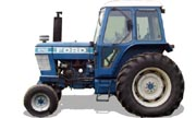 Ford 6710 tractor photo