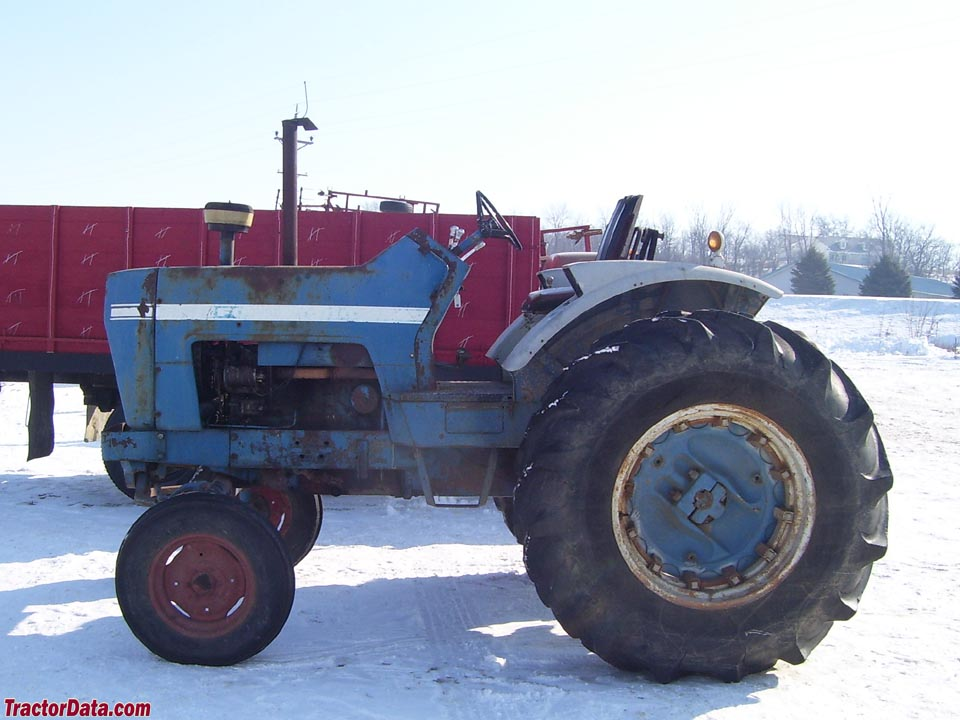 Ford 8000 Tractor Diagrams : Tractordata ford tractor photos information