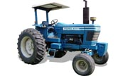 Ford 8700 tractor photo