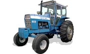 Ford 9600 tractor photo