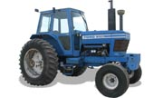 Ford 9700 tractor photo