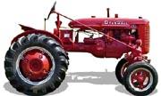 Farmall A tractor photo