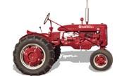 Farmall B tractor photo