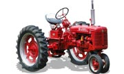 Farmall C tractor photo