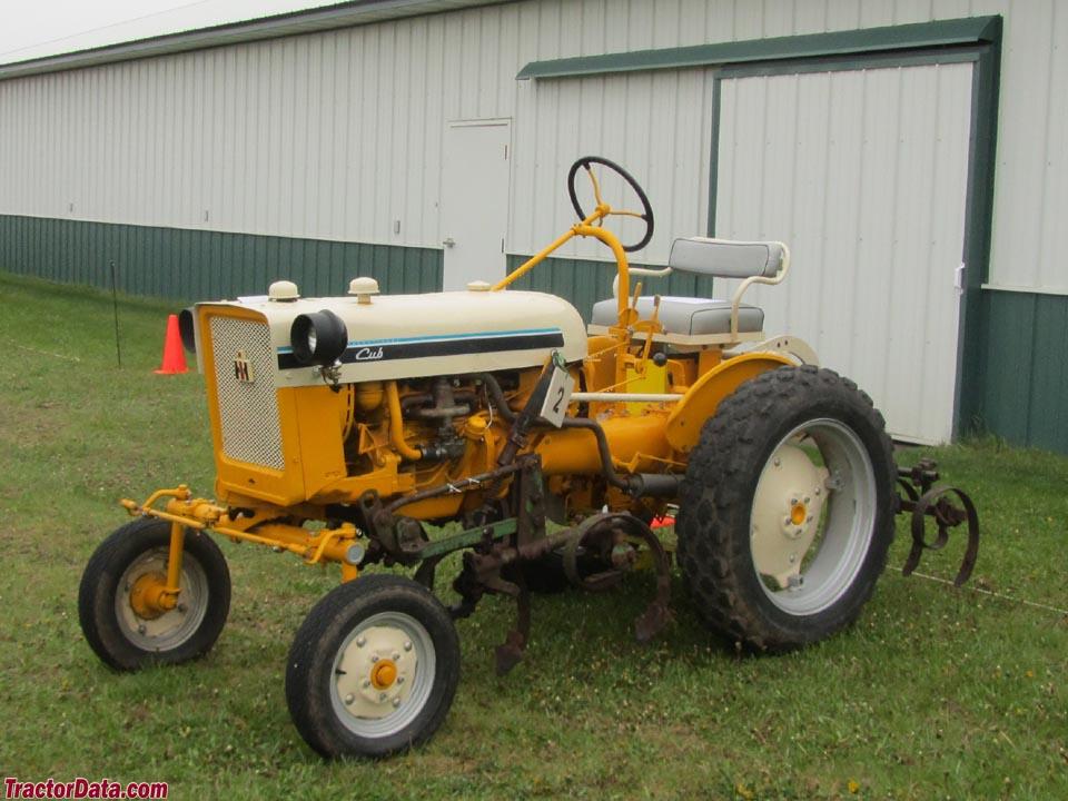 International Harvester Cub Tractor : Tractordata international harvester cub tractor photos