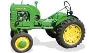 John Deere LA tractor photo