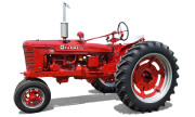 Farmall H tractor photo