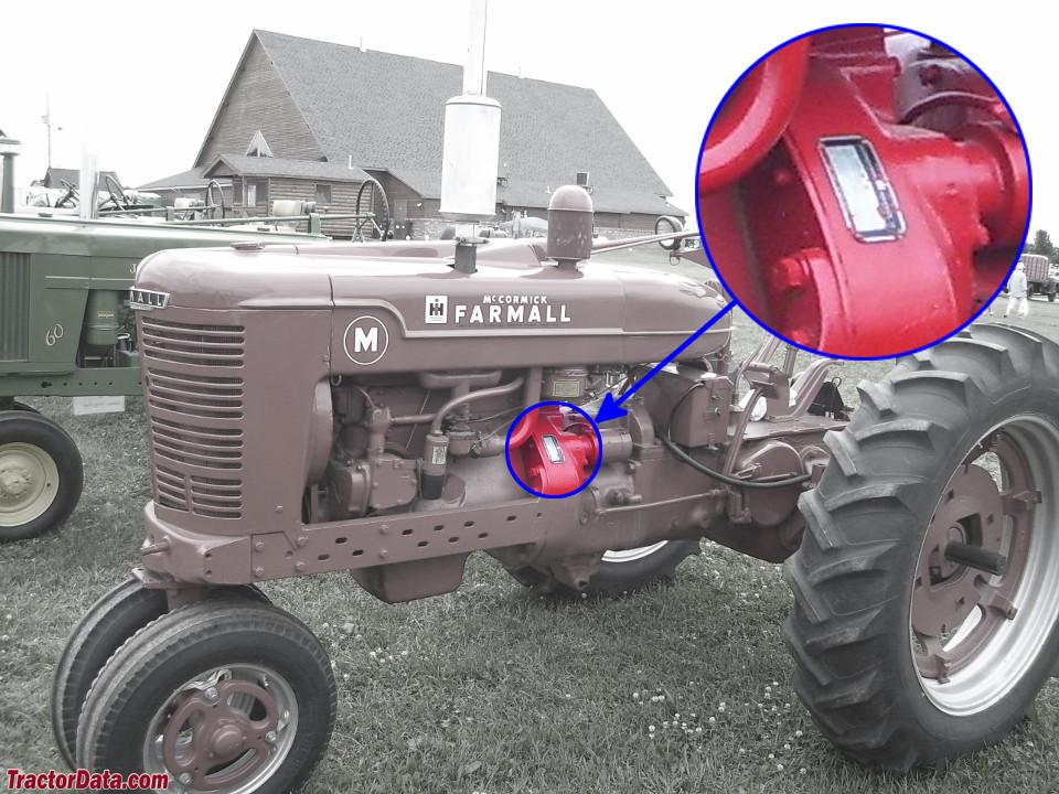 [DIAGRAM_38DE]  TractorData.com Farmall M tractor information | International M Tractor Engine Diagram |  | TractorData.com