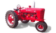 Farmall M tractor photo