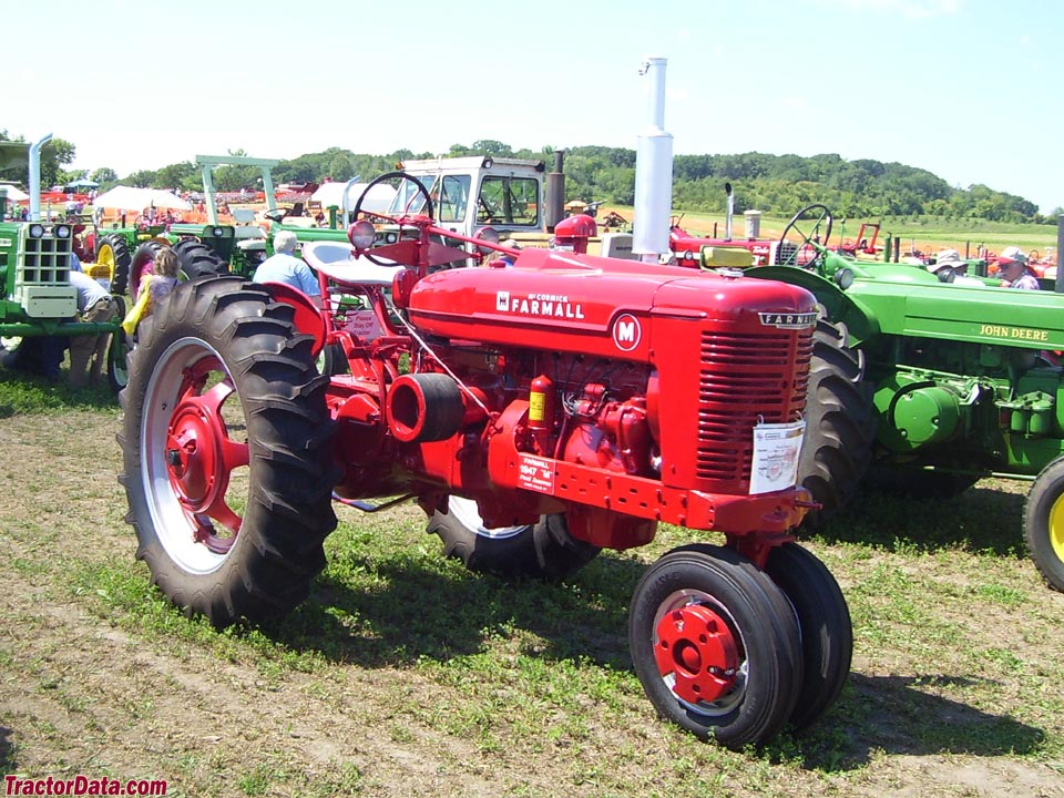 Farmall M Controls : Tractordata farmall m tractor photos information