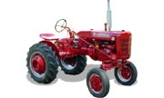 Farmall Super A tractor photo