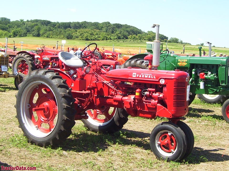 farmall super c implements - photo #15
