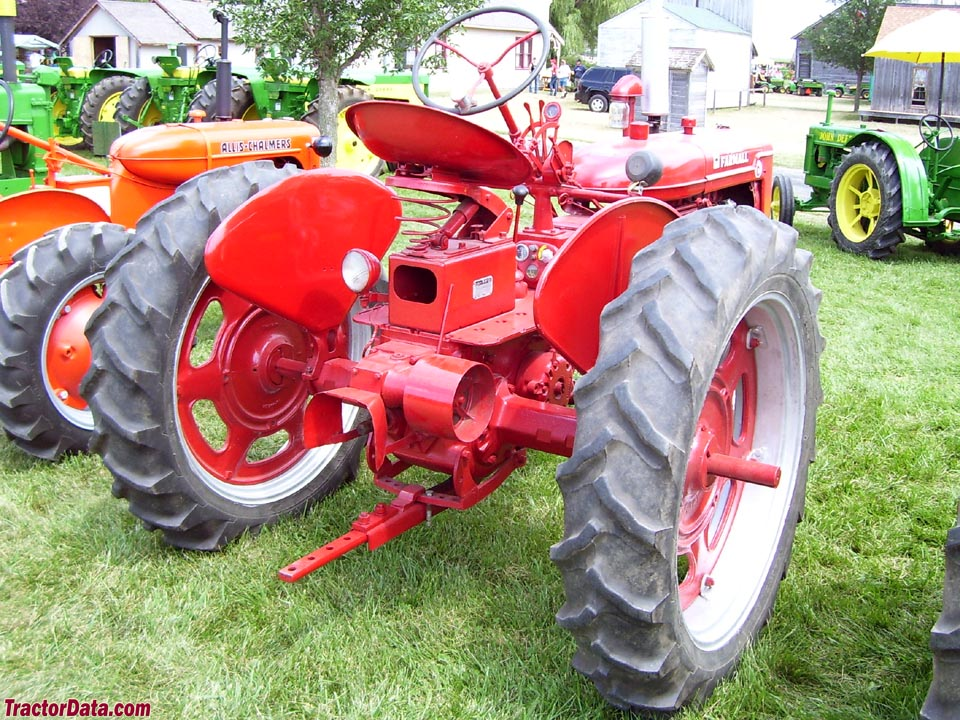 Farmall Tractor Parts : Farmall cultivator parts diagram