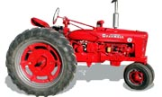 Farmall Super H tractor photo