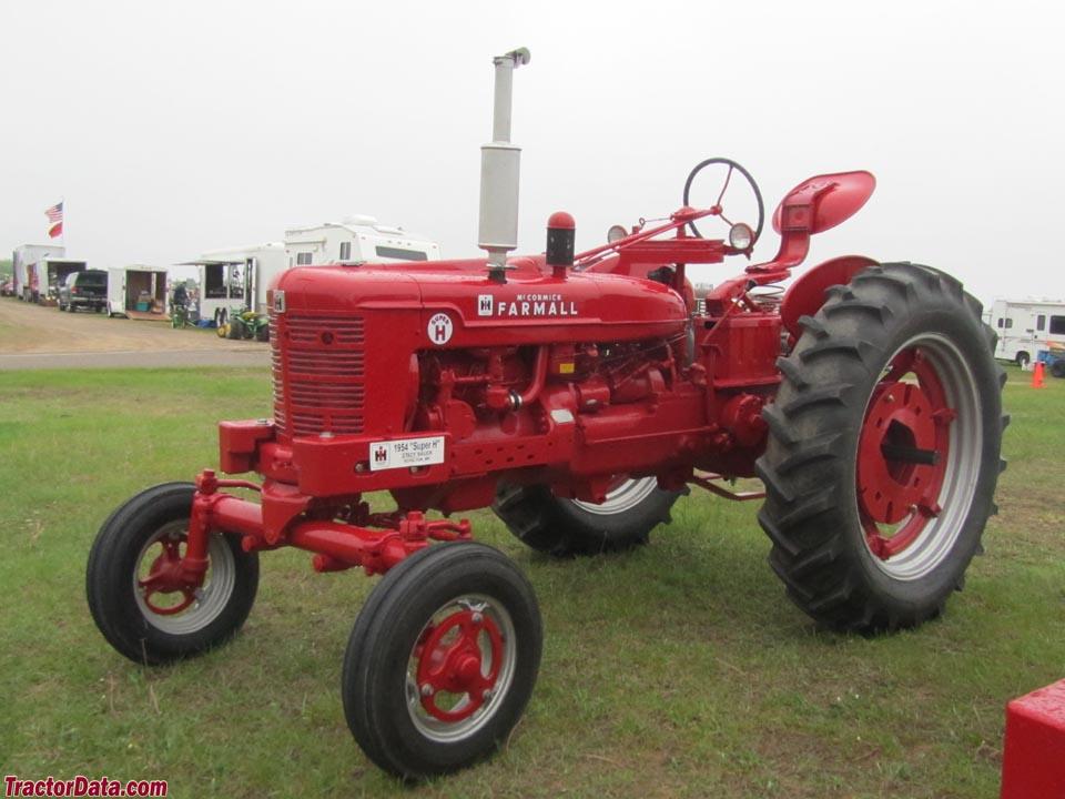 Farmall H Wide : Tractordata farmall super h tractor photos information
