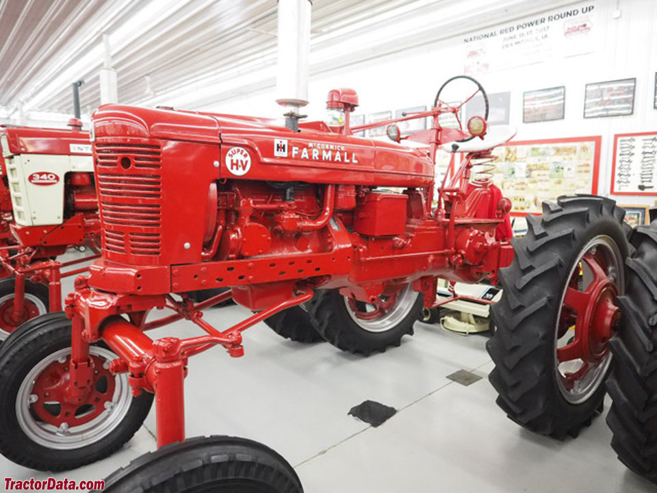 Farmall M Controls : Tractordata farmall super h tractor photos information