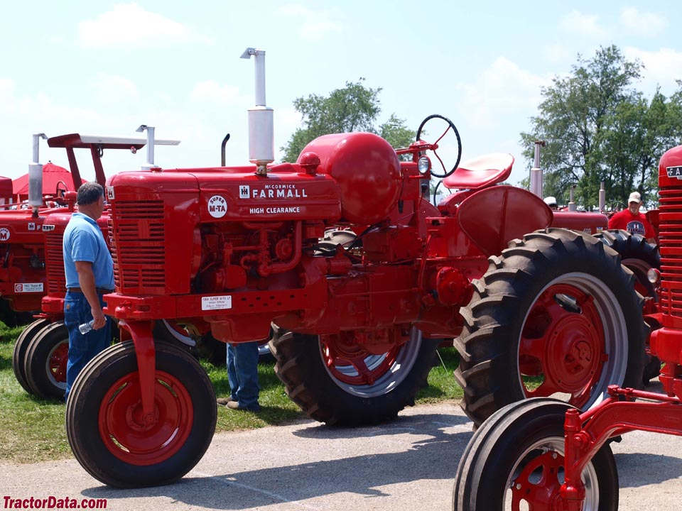 Farmall M Controls : Tractordata farmall super m tractor photos information