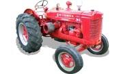 McCormick-Deering W-4 tractor photo