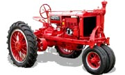 Farmall F-20 tractor photo