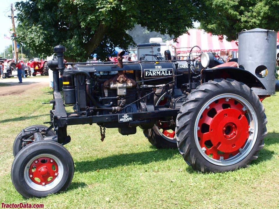 Farmall F 30 : Tractordata farmall f tractor photos information