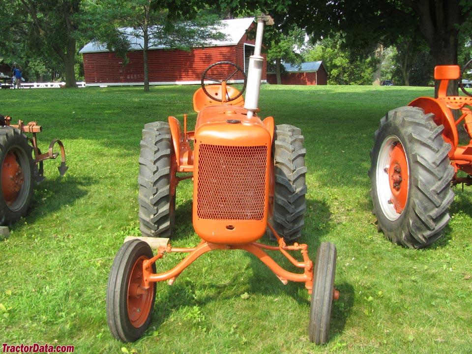 Tractor Data Farm Tractors : Tractordata allis chalmers b tractor photos information