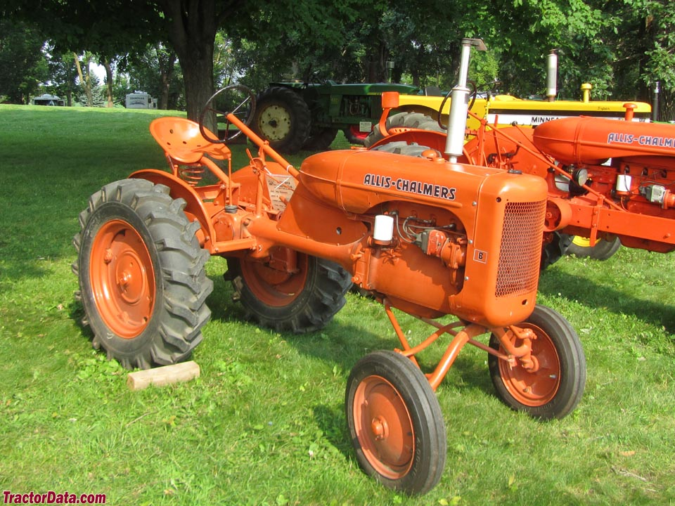Allis Chalmers Tractor Parts Specs And Information