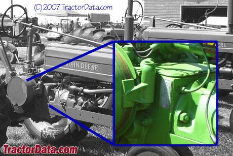 Tractordata Com John Deere H Tractor Information