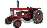International Harvester Hydro 70 tractor photo