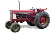International Harvester Hydro 86 tractor photo