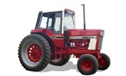 International Harvester Hydro 186 tractor photo