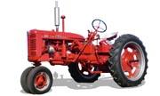 Farmall 200 tractor photo