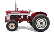 International Harvester 240 tractor photo